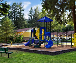 Playground, Forest Grove Apartments