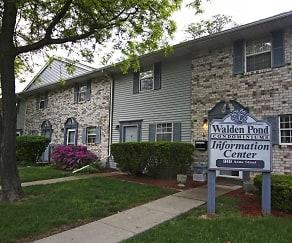 Leasing Office, Waldon Pond Condominiums
