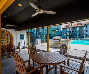 Pool, South Shore Apartments