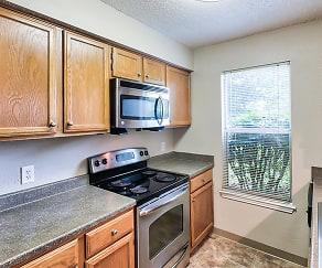 Kitchen, Club at North Hills