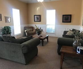 Living Room, Plantation Apartment Homes