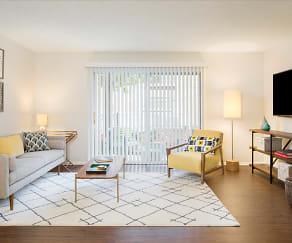 Living Room, Sawyer Flats