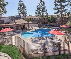 Pool, Westmont Apartment Homes