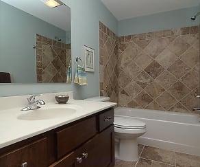 Bathroom, 839 E Irving Blvd