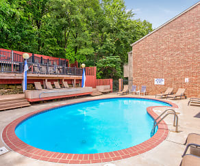 Pool, Rainbow Ridge Apartments