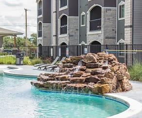 Pool, Lone Oak Apartments