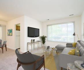 Living Room, River Hill