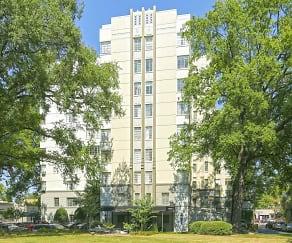 Building, Kimbrough Towers at Lennox Midtown