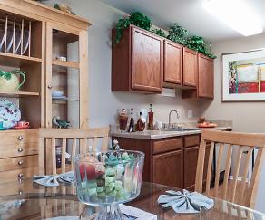 Kitchen, Round Hill