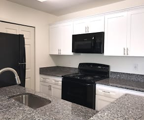 Renovated Kitchen, Magnolia Falls