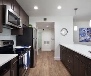 Kitchen, The Bryant at Yorba Linda