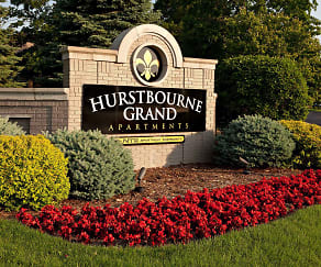 Community Signage, Hurstbourne Grand