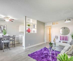 Wyandotte Apartments, Ed W Clark High School, Las Vegas, NV