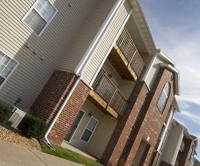 Building, Plainview Park