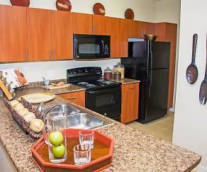 Kitchen, Lakeland Estates