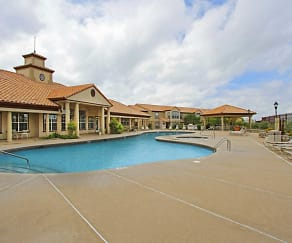 Pool, Casas de Soledad Condominium Homes