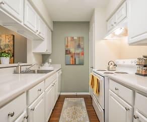 Kitchen, Legend Oaks