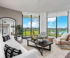 Living Room, Biscayne Blvd