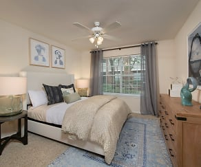 Model Bedroom, Gables Citywalk/Waterford Square