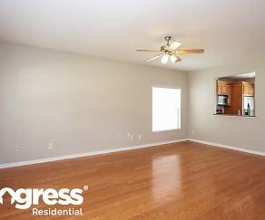 Living Room, 10923 Brucehaven Dr