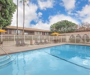 Pool, Castilian & Cordova Apartment Homes