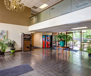 Leasing Office, Audubon Park Place