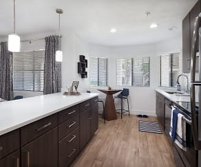 Kitchen, The Bryant at Yorba Linda