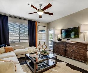 Living Room, Desert Club