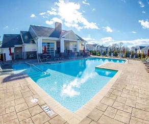 Pool, Springs at Cottonwood Creek Apartments