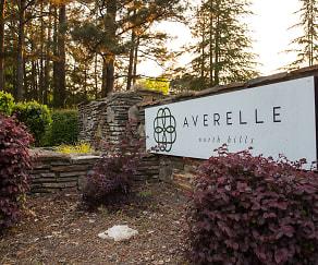 Community Signage, Averelle North Hills