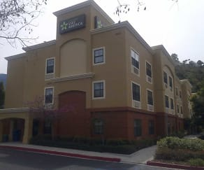 Building, Furnished Studio - San Diego - Mission Valley - Stadium