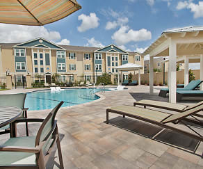 Pool, Bella Ridge Apartments