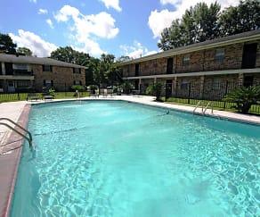 Pool, Park Regency Apartments