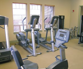 Fitness Weight Room, Stonebrook
