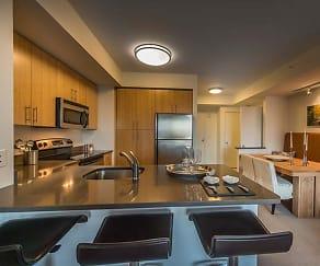 Kitchen, Avalon North Point