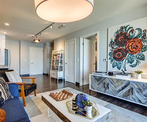 Living Room, Boston East