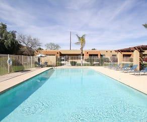 Pool, Union Hills Estates