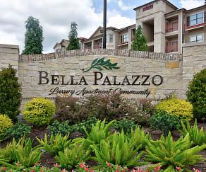 Community Signage, Bella Palazzo