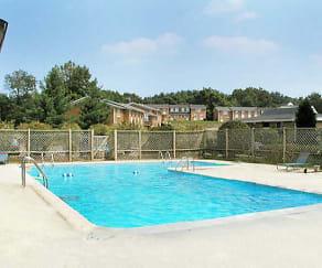 Pool, Northridge Village Apartments