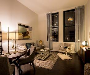 Dining Room, Pennsylvanian Apartments