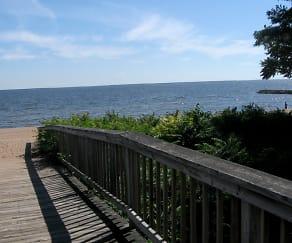 View, Hampton House Apartments
