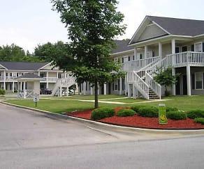 Building, Decatur Place