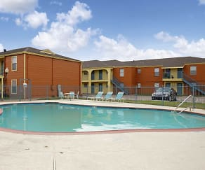 Pool, Forest View Apartments/Baytown