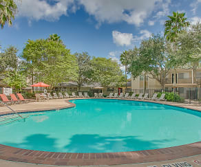 Pool, The Regatta