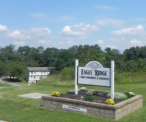 Community Signage, Eagle Ridge Townhomes & Apartments