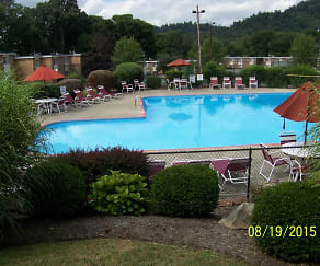 Pool, Timberline Apartments - WV