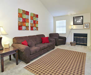 Living Room, The Arbors