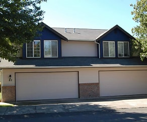 Building, Townhomes at Mountain View - Sumner