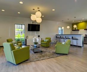 Living Room, Sky at Bear Creek