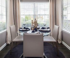 Dining Room, Hunt Club by Cortland